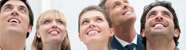 Gelukkige mensen. Controleer tevredenheid en banen bij Loonwijzer