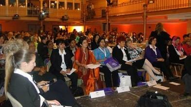Wereldvrouwenconferentie ITUC 2009